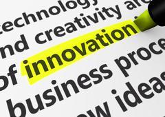 Innovation - stock illustration