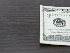 Banknote of the USA. Related clips are in my portfolio in 1920x1080. Stock Footage