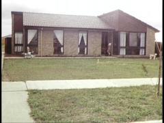 NEW CRANBOURNE HOUSING ESTATE 1 (1981) Stock Footage