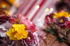 Boquet of flowers Stock Photos
