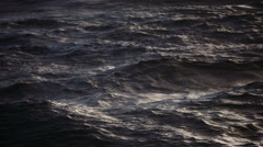STORMY SEAS SLOWMOTION - stock footage