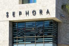 Stock Photo of Sephora Store Exterior