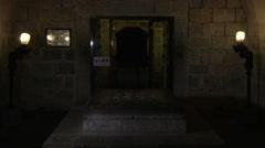 Lord Bao's Tomb, Hefei, China Stock Footage