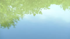 Clean and clear water Stock Footage