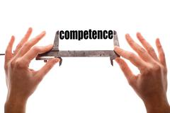 Small competence Stock Illustration