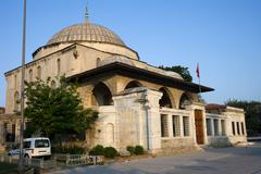 Mausoleum of Sultan Ahmet I Stock Photos