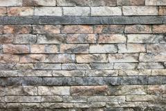 Marble Brick Wall Texture Stock Photos
