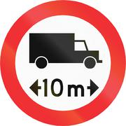Length Limit In Chile - stock illustration
