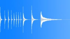 Stock Sound Effects of Cartoon Click Ping