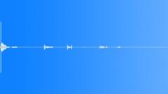 Bullet Shell Drop Machine Gun Cement 03 Sound Effect