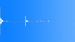 Bullet Shell Drop Machine Gun Cement 05 Sound Effect