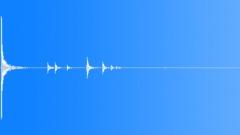 Bullet Shell Drop Shotgun 12Ga Hollow Wood 02 Sound Effect
