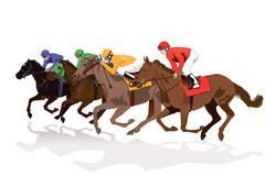 Racecourse Piirros