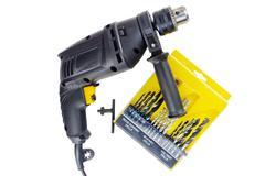 Tool drill Stock Photos