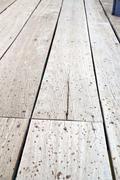 Thailand kho samui   abstract  of  brown wood Stock Photos