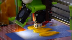 3D printing - Additive Manufacturing - stock footage