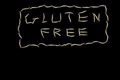gluten free pasta - stock photo
