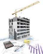 Stock Illustration of Apartment purchase
