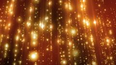 Light Glitters 3 Stock Footage