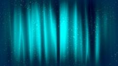 Elegant Curtains 1 Stock Footage