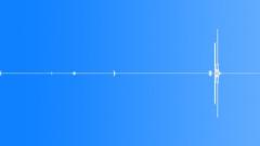 Pistol Semi Auto Clip Inserted Full 01 Sound Effect