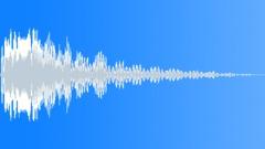 Hi-tech Panel Servo Button 14 Sound Effect