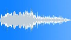 Hi-tech Panel Servo Button 21 - sound effect