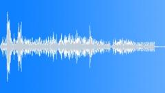 Hi-tech Panel Servo Button 33 Sound Effect