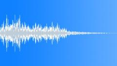 Hi-tech Panel Servo Button 37 - sound effect