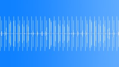 Heartbeat 2 - several - sound effect