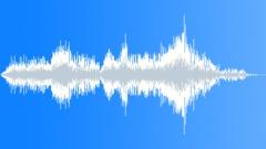 Horror creature 3, Talk 1 Strange beast or animal vocalizing. Sound Effect