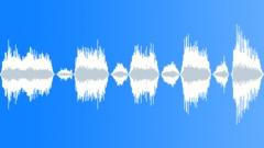 Growl Multi Heavy - sound effect