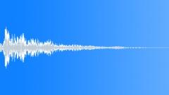 Heavy Hit Reverb Sound Effect