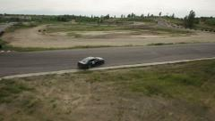 Drifting tournaments - 2 Stock Footage