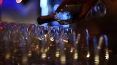 Celebration Good Bar Stock Footage