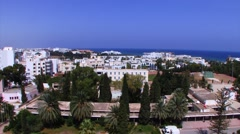 Tunisia views of the city of Sousse HD - stock footage