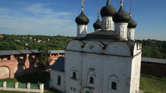 Russian Orthodox Church - 3 Stock Footage