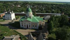 Russian Orthodox Church - 2 Stock Footage