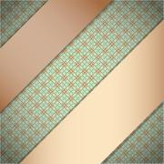 Stock Illustration of Background with ribbons.