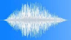 Futuristic Vehicle Pass by 10 - sound effect