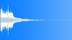 Scifi power damage spinning Sound Effect