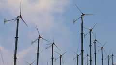 Windmill Energy - stock footage