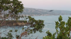 Laguna Beach, California 04 Stock Footage