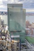 Goldman Sachs Tower - New York Stock Photos