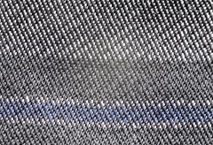 Pattern gray fabric. - stock photo