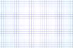 White squared paper seamless sheet texture - stock photo