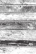Wooden Boards - stock illustration