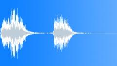 "Exitoc bird - New Zealand bird ""Kiwi"" calling twice in the distance. (stereo) Äänitehoste"