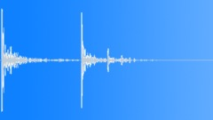 Pinball sound, ball drops 03 - sound effect