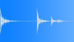 Pinball sound, ball drops 06 - sound effect
